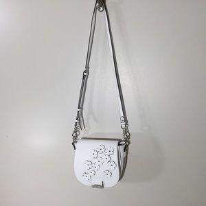 Simply Vera Vera Wang NWOT White crossbody purse